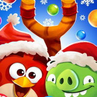 Angry Birds POP Bubble Shooter‏