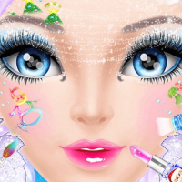 Christmas Makeup Salon