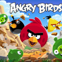 Angry Bird Jungle