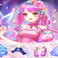 Garden & Dressup - Flower Princess Fairytale